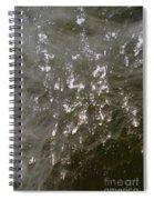 Spirit Smoke Spiral Notebook
