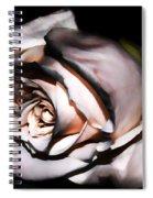 Smoked Rose Spiral Notebook