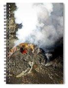 Smoker Spiral Notebook