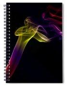 Smokey 10 Spiral Notebook