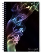 Smokey 7 Spiral Notebook