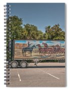 Smokey And The Bandit Spiral Notebook