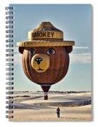 Smokey Spiral Notebook