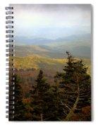 Smokey Mountain High Spiral Notebook