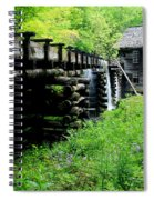 Smoky Mountain Mill Spiral Notebook