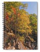 Smoky Mountain Autumn Spiral Notebook