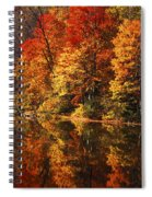 Smoky Mountain Colors - 235 Spiral Notebook