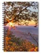 Smoky Mountain High Spiral Notebook