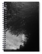 Smoky Mountain Road Spiral Notebook