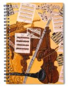 Smooth Jazz Spiral Notebook