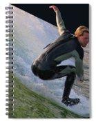 Smooth Ride Spiral Notebook