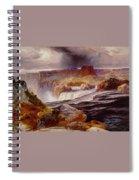 Snake River Idaho 1876 Spiral Notebook