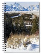 Snake River Overlook Spiral Notebook