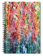 Snapdragons II Spiral Notebook