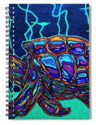 Snapper Spiral Notebook