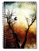 Sneakers In The Tree Spiral Notebook