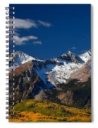 Sneffels Clearing  Spiral Notebook