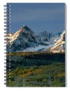 Sneffels Range Spiral Notebook