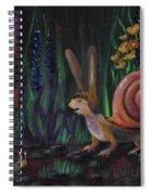 Snellius Fluffius Spiral Notebook