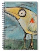 Snipe Spiral Notebook