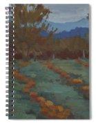 Snohomish Pumpkin Patch Spiral Notebook