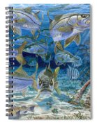 Snook Cruise In006 Spiral Notebook
