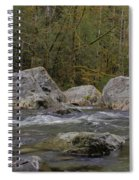 Snoqualmie River Spiral Notebook
