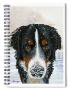 Snow Bumper Spiral Notebook