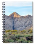 Snow Canyon Spiral Notebook