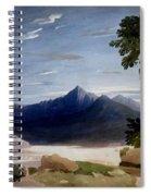 Snowdon Spiral Notebook