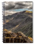 Snowdonia Spiral Notebook