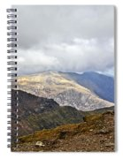 Snowdonian Splendor Spiral Notebook