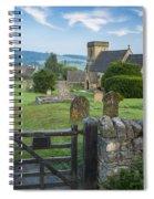 Snowshill Morning Spiral Notebook