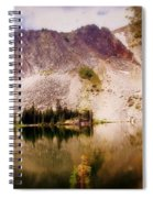 Snowy Mountains Loop 2 Spiral Notebook