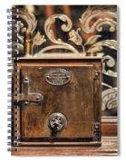 Snuff Jars Spiral Notebook