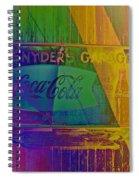 Snyders Garage Spiral Notebook