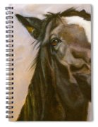 Hot To Trot Spiral Notebook