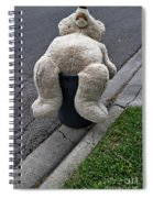 So Sad Spiral Notebook