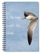 Soaring High 2 Spiral Notebook