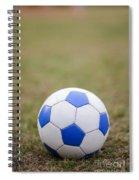 Soccer Ball Spiral Notebook