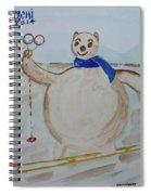 Sochi Spiral Notebook