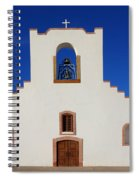 Socorro Mission La Purisima Texas Spiral Notebook