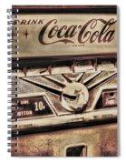 Soda Spiral Notebook