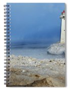 Sodus Point Lighthouse Spiral Notebook