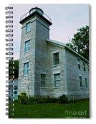 Sodus Point Lighthouse Spiral Notebook