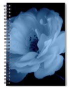 Soft Blue Perfection Spiral Notebook