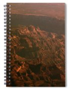 Soft Early Morning Light Over The Grand Canyon 3 Spiral Notebook