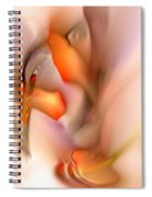 Soft Feelings Spiral Notebook