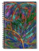 Soft Geometry Spiral Notebook