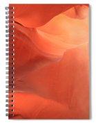 Soft Pink Light Spiral Notebook